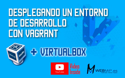 Desarrolla con Vagrant & VirtualBox en Windows, tutorial